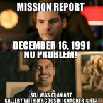 Mission Report