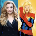Natalie Dormer as Captain Marvel
