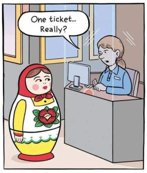 One Ticket