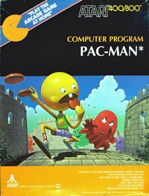 Pac-Man GameBox Artwork