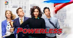 Powerless TV Banner