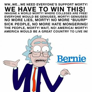 Rick and Bernie