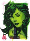 She Hulk AH Sketch
