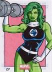 She Hulk FF lift