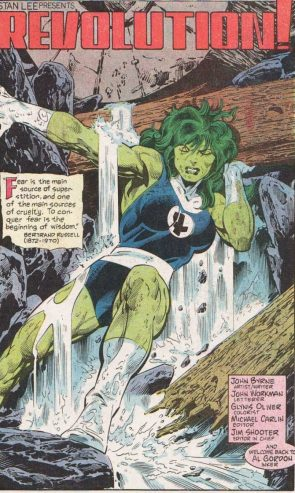 She Hulk REVOLUTION