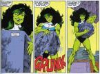 She Hulk crunk