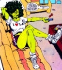 She Hulk demands entertainment