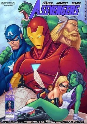 She Hulk has joined the avengers