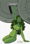 She Hulk heavy lift