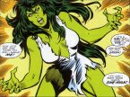 She Hulk is SAVAGE