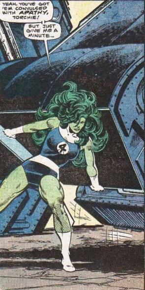 She Hulk needs a minute