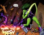 She Hulk says GET THE AWAY