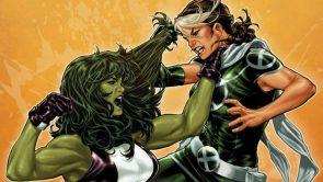 She Hulk vs roge