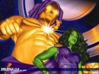 She Hulk with Eternity
