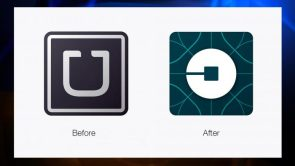 Uber banner is confusing