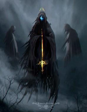 golden wraith