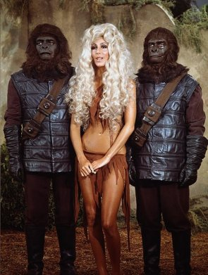 Cher and Apes