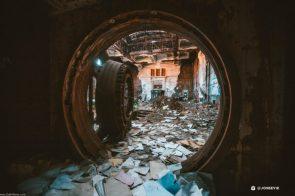 ruined vault