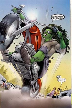 she hulk I LOOOOOOVE MY BABY