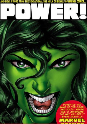 she hulk – POWER