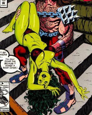 she hulk a good cover
