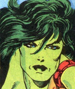 she hulk angry face