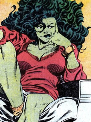 she hulk angry on the couch