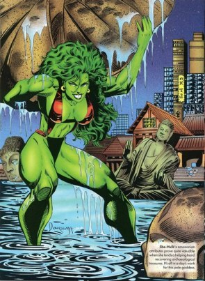 she hulk boulder lifter