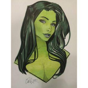 she hulk bust