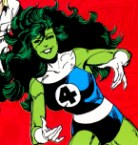 she hulk classic FF outfit