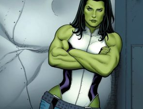 she hulk crosses her arms