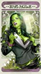 she hulk female card