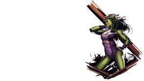 she hulk girder wallpaper