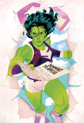she hulk has more summons