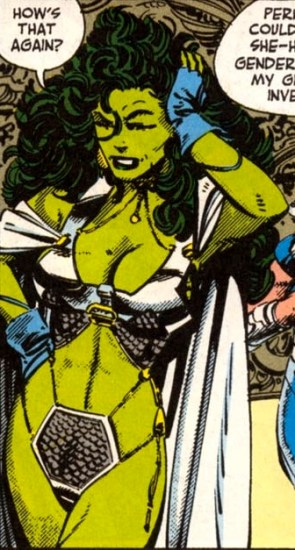 she hulk how's that agint