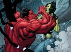 she hulk is about to die by the red hulk