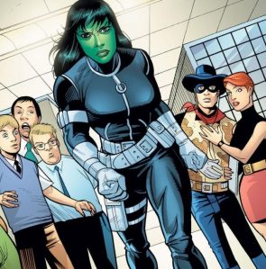 she hulk is angry as shield agent