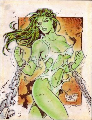 she hulk is bound