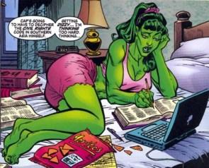 she hulk is dizzy