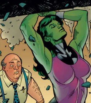 she hulk is lifting with no problem