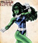 she hulk is savage and FF