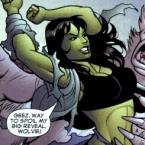 she hulk is spoiled