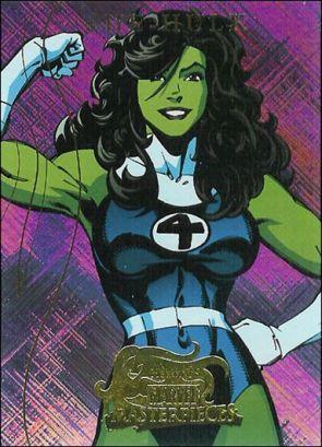 she hulk masterpiece card