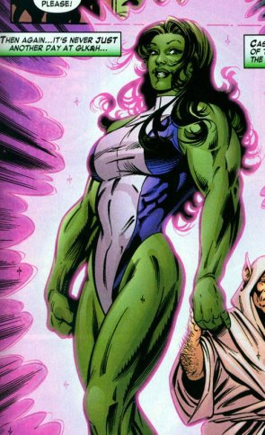 she hulk never just another day