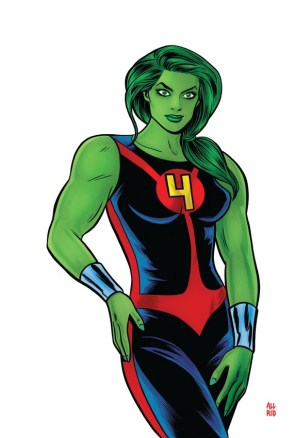she hulk new FF outfit