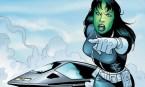 she hulk points her shield finger