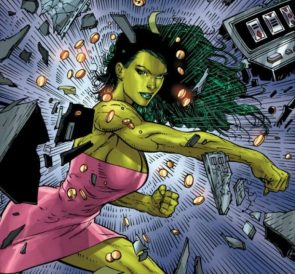 she hulk punches change machine