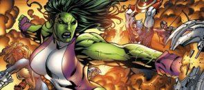she hulk punches ultron