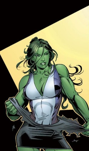 she hulk ripping off her lawyer suit