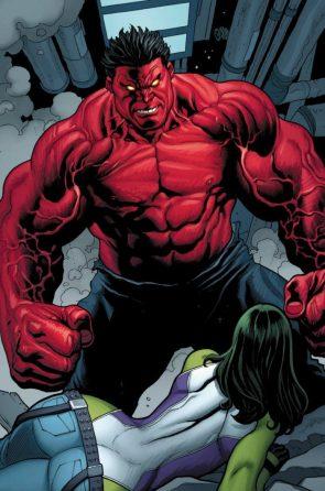 she hulk see the red hulk